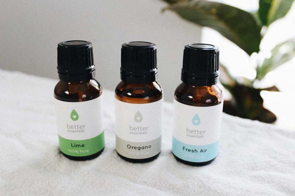 Better Essentials Oils